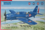 "SH72350 1/72 Curtiss SB2C-5 Helldiver ""The Final Version"""